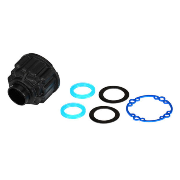 7781 Carrier, differential/ x-ring gaskets (2)
