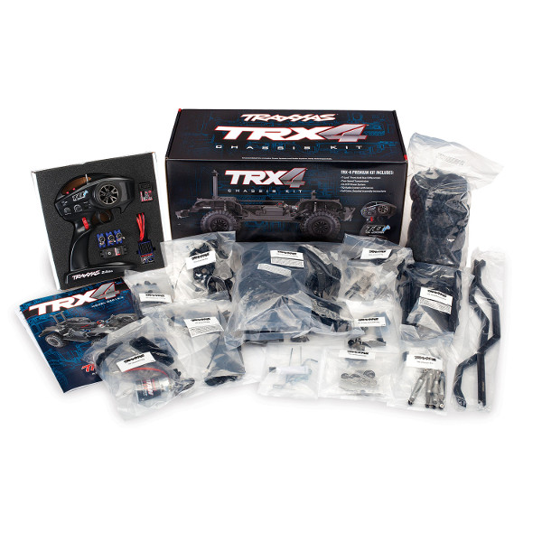 Traxxas 1/10 TRX-4 Tactical Unit RTR