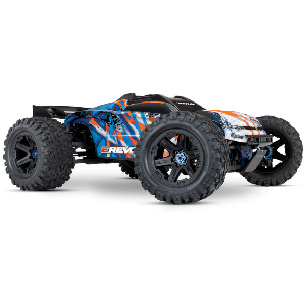 Traxxas E-Revo 2 RTR: ORANGE