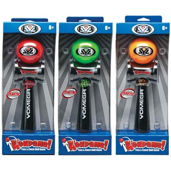 Yomega Kendama Toss & Catch Game