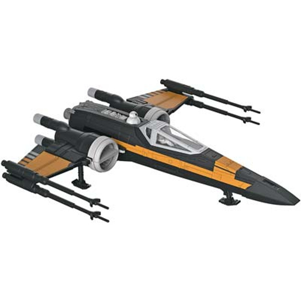 1/78 Poe's Boosted X-Wing Fighter