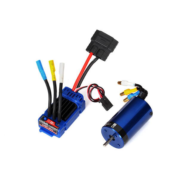 3370 Velineon® VXL-3m 1/16 Brushless Power System
